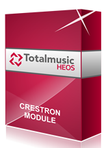 TotalMusic Heos Crestron Box